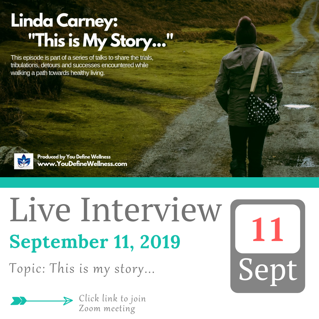 live interview linda carney you define wellness